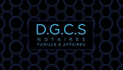 Carte professsionnelle D.G.C.S Notaires