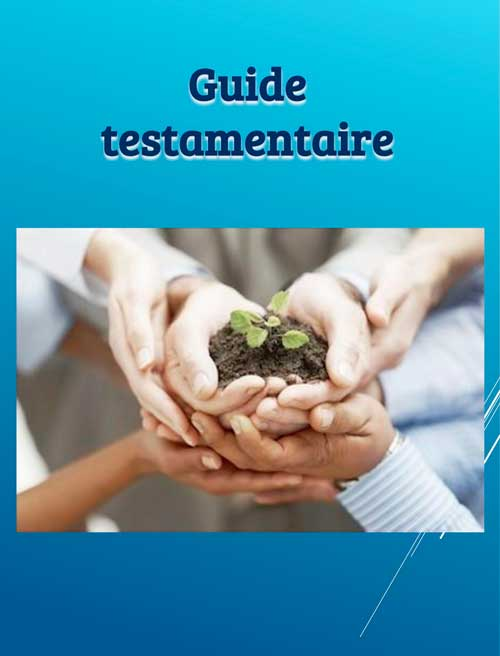 Guide testamentaire
